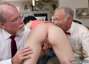 Old man and young porn