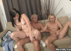 Mature young sex