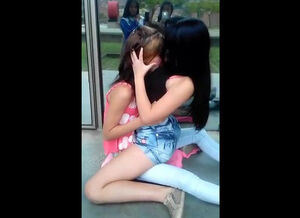 Young horny lesbians